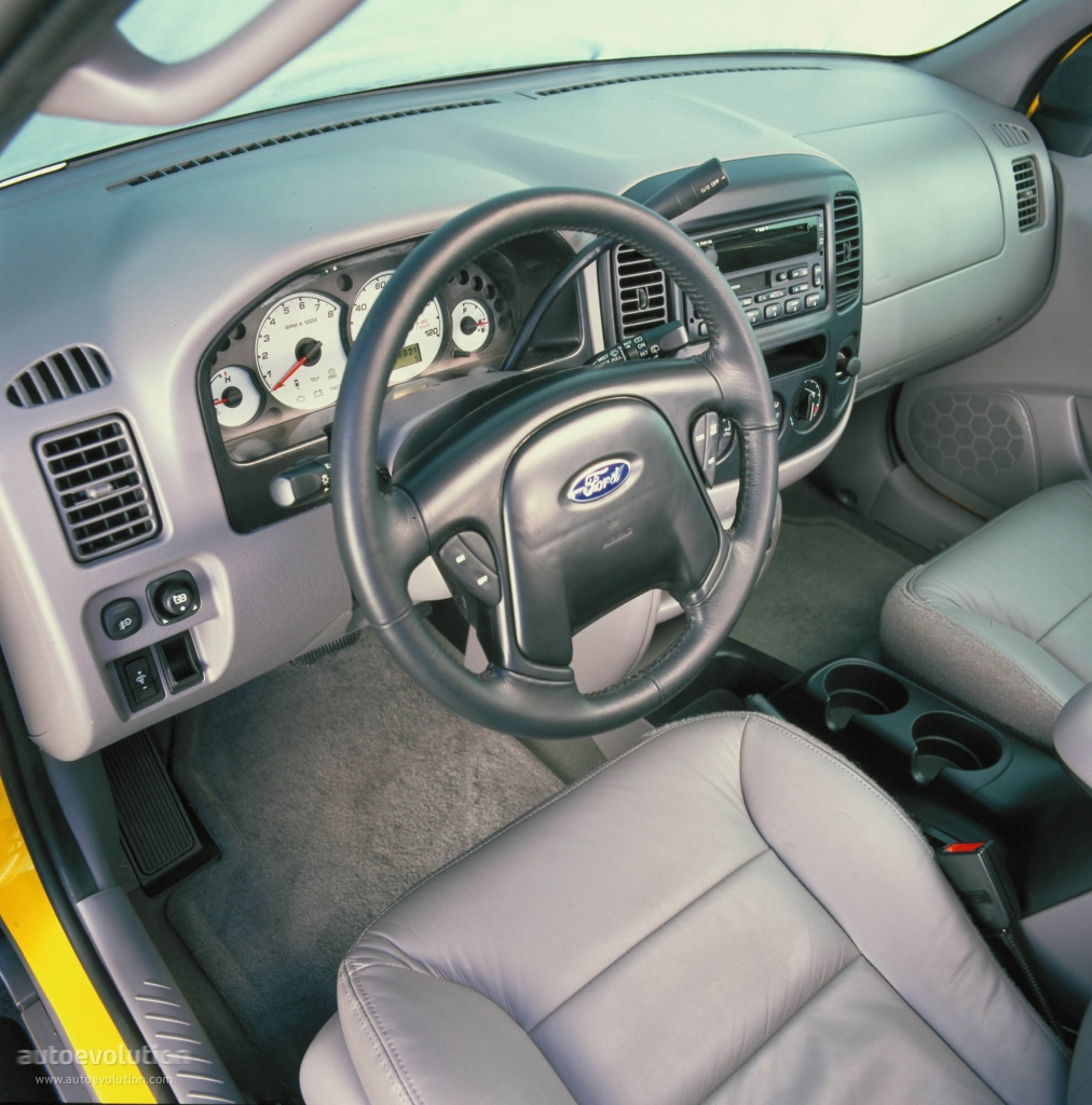 ford escape 2000 2007