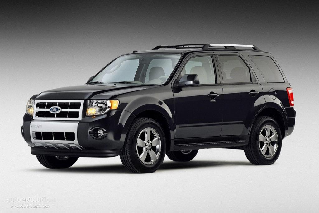 Ford escape specs 2008 2009 2010 2011 autoevolution