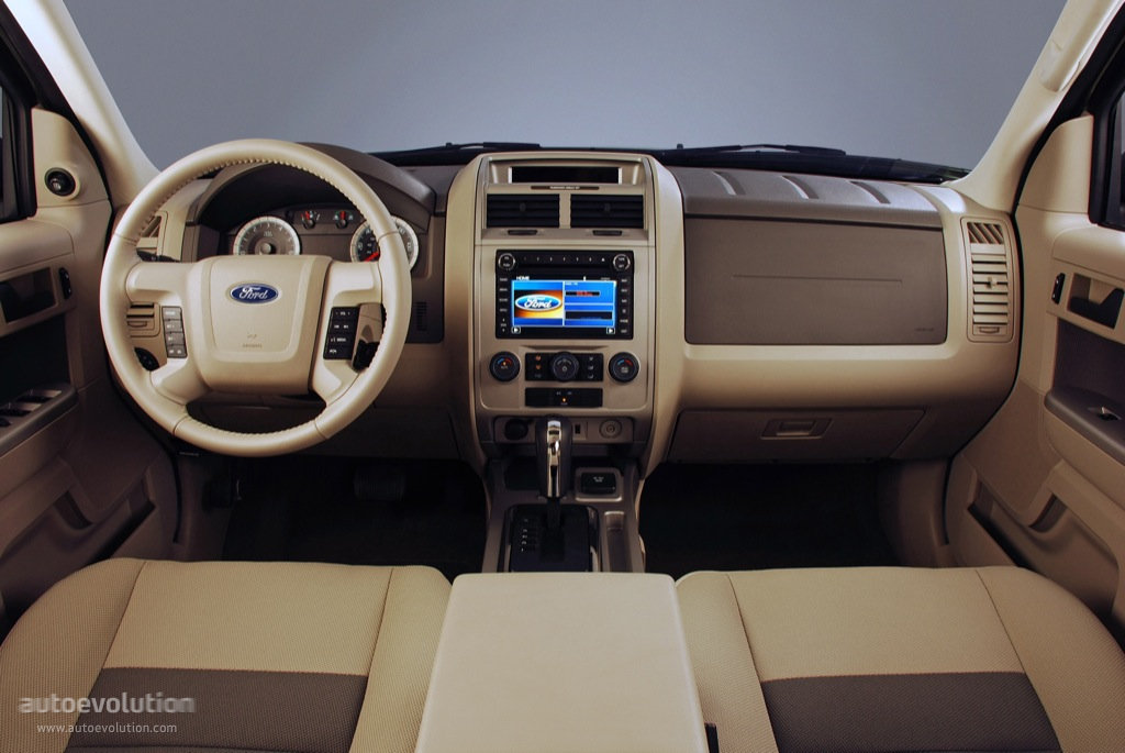 FORD Escape - 2008, 2009, 2010, 2011 - autoevolution