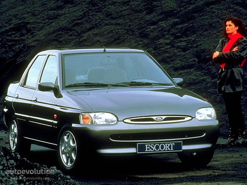 ford escort 4 doors 1995 1996 1997 1998 1999 2000. Black Bedroom Furniture Sets. Home Design Ideas