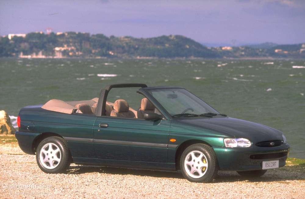 ford escort cabrio specs 1995 1996 1997 1998 autoevolution. Black Bedroom Furniture Sets. Home Design Ideas