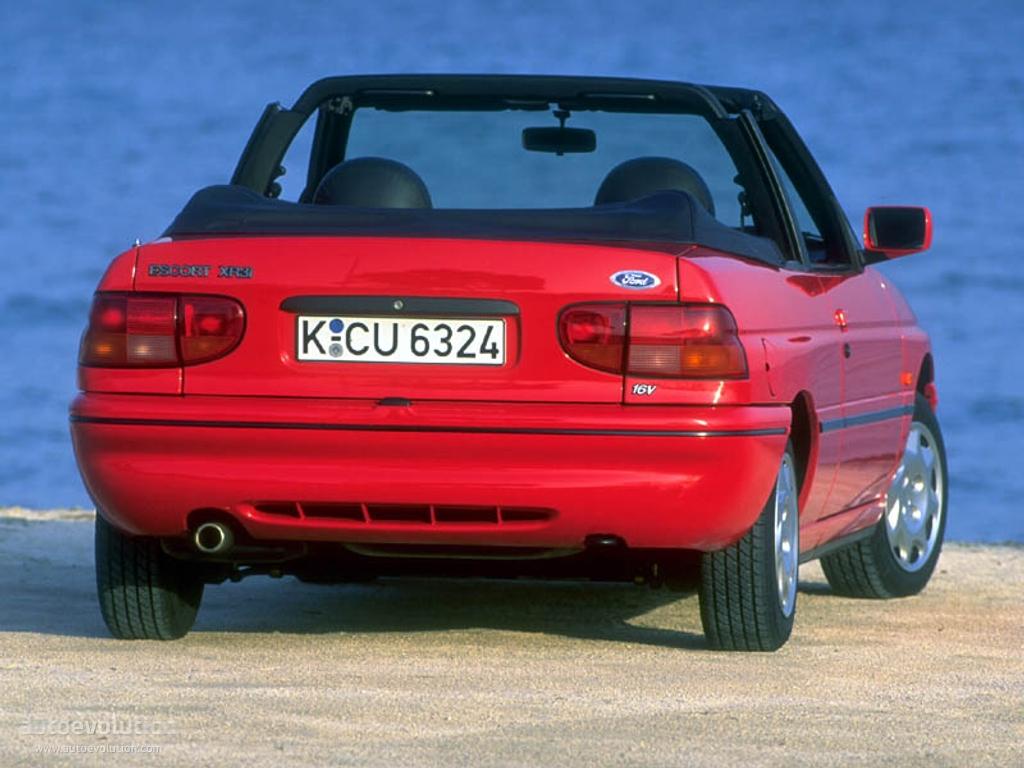 ford escort cabrio specs 1993 1994 1995 autoevolution. Black Bedroom Furniture Sets. Home Design Ideas