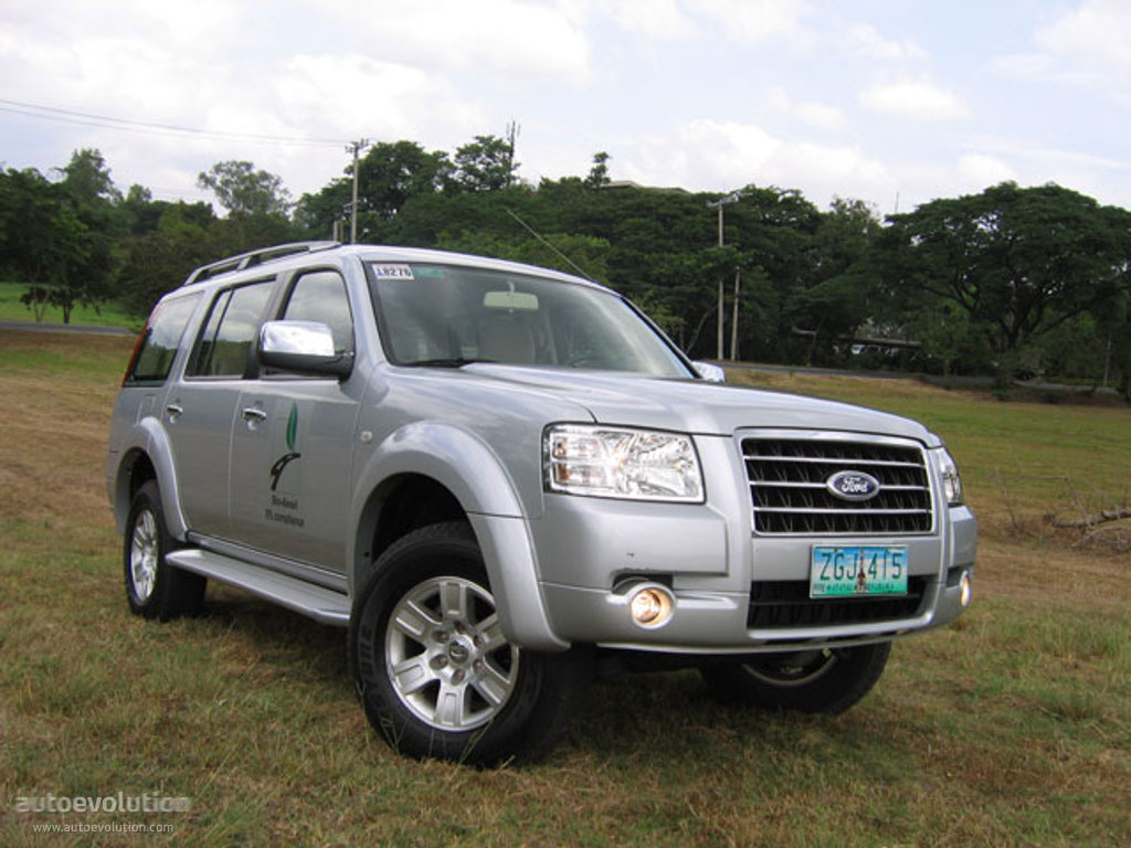 FORD Everest specs - 2007, 2008, 2009, 2010, 2011, 2012, 2013, 2014 ...