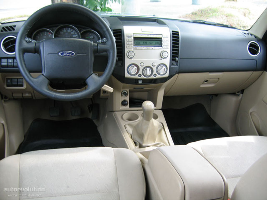 FORD Everest - 2007, 2008, 2009, 2010, 2011, 2012, 2013 ...