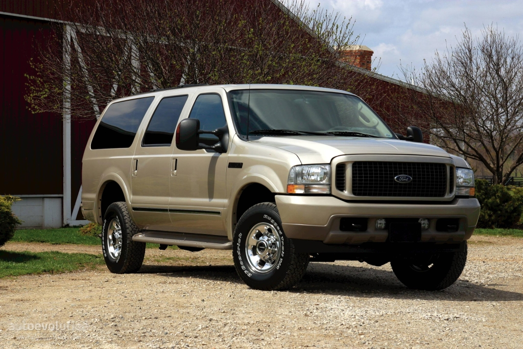 Pick Up Gmc Diesel >> FORD Excursion - 2000, 2001, 2002, 2003, 2004, 2005 - autoevolution