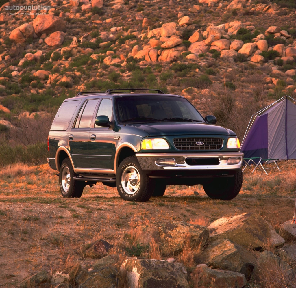 Ford Expedition 1996 2002