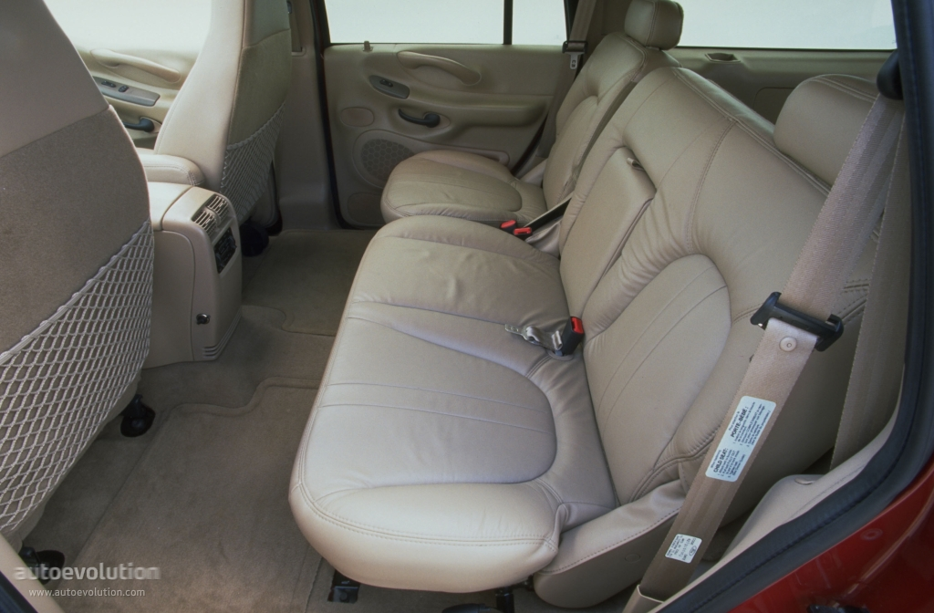 1997 Ford Expedition Gray 200 Interior And Exterior Images