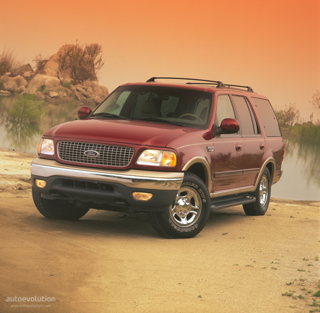 FORD Expedition specs & photos - 1996, 1997, 1998, 1999, 2000, 2001, 2002 - autoevolution