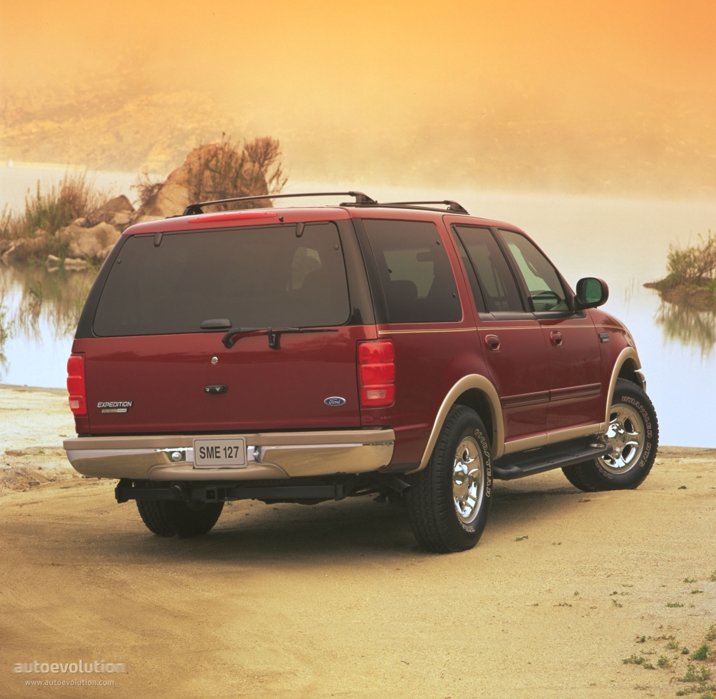 Ford Explorer Towing Capacity >> FORD Expedition specs & photos - 1996, 1997, 1998, 1999, 2000, 2001, 2002 - autoevolution