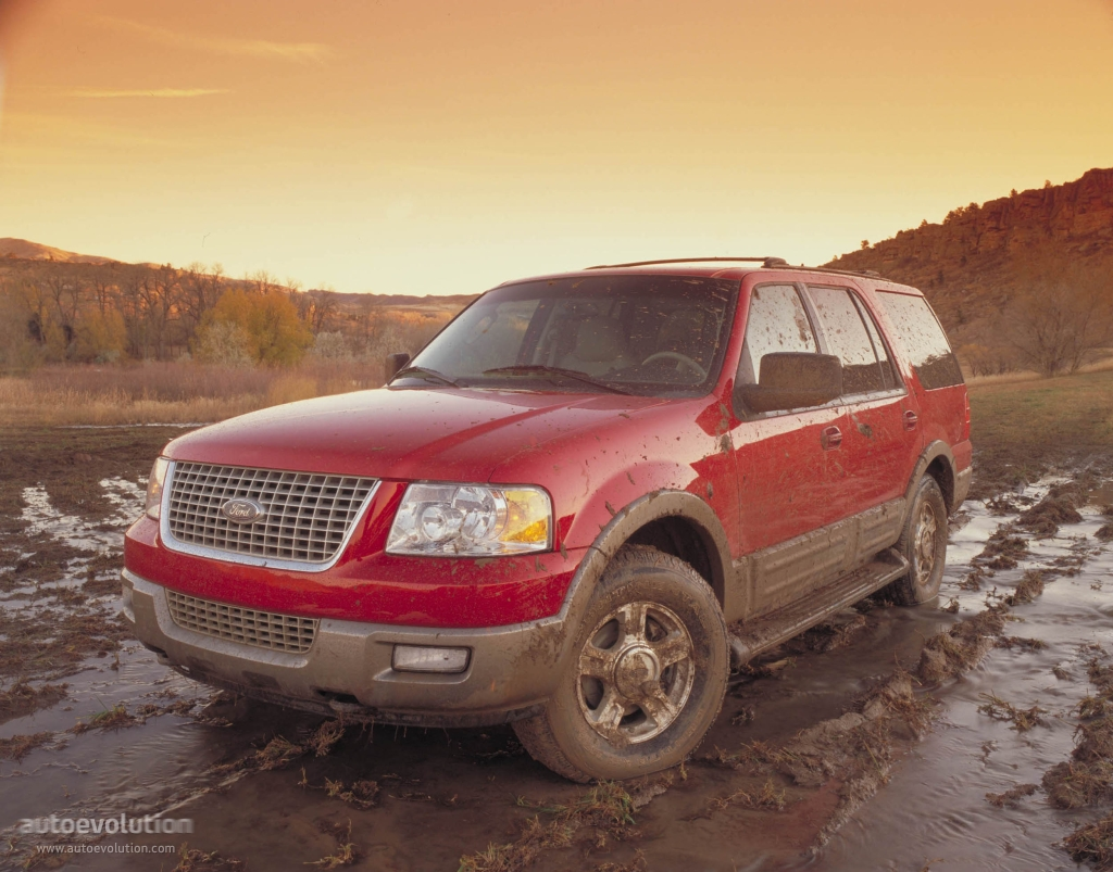 FORD Expedition specs - 2002, 2003, 2004, 2005, 2006 - autoevolution
