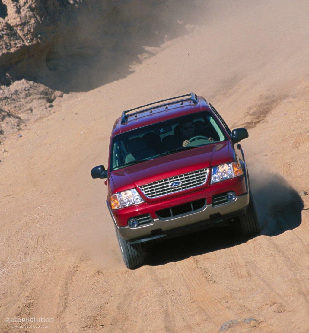 explorer ford 2005 2001 2003 2002 autoevolution 2004