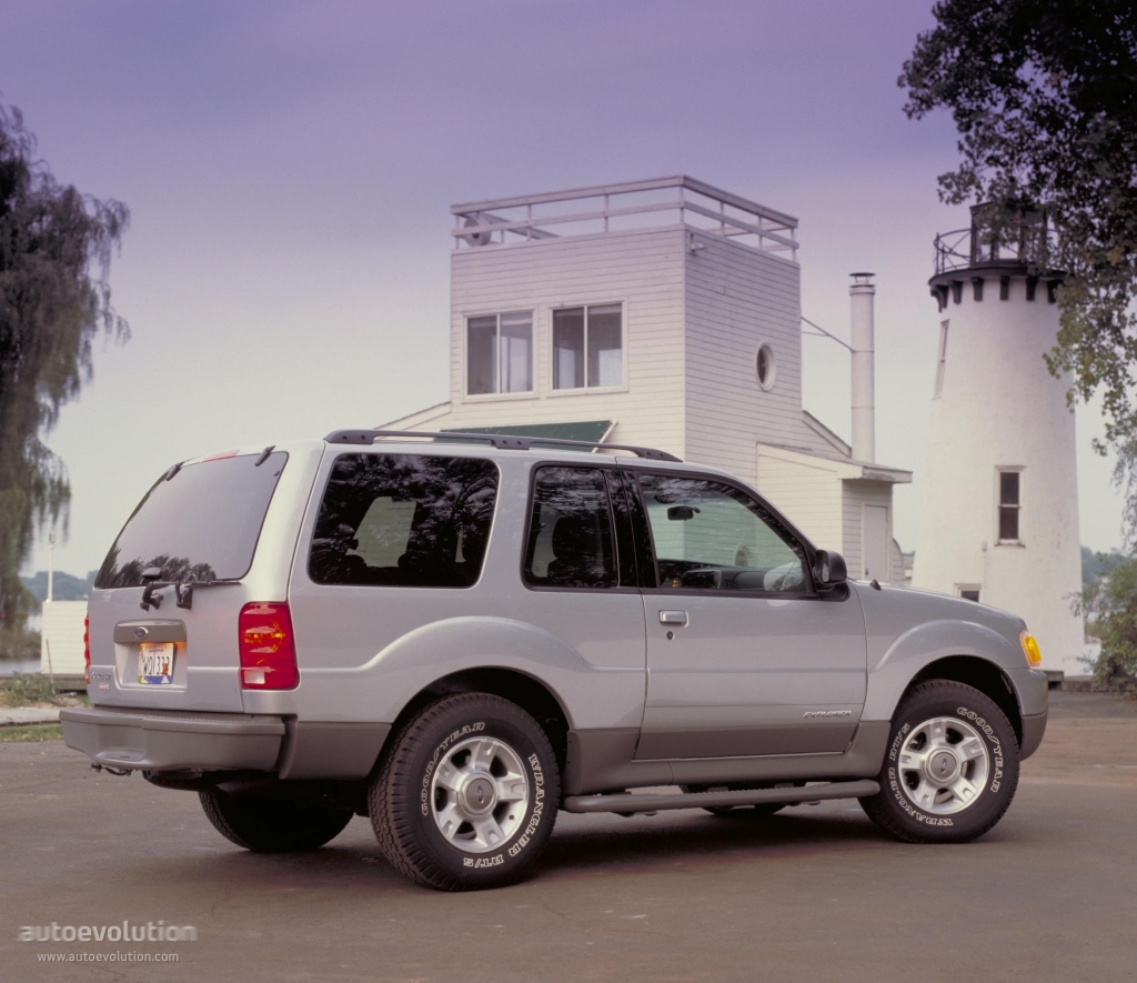 FORD Explorer Sport Specs Photos 2001 2002 2003