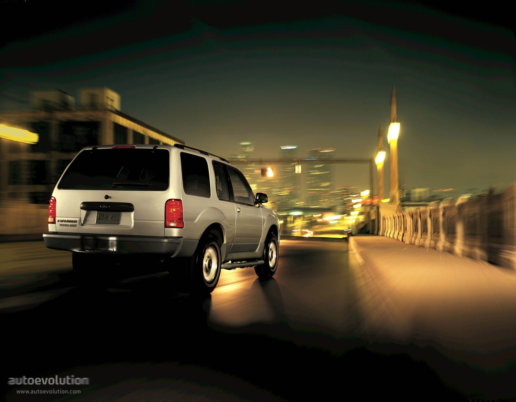Ford Explorer Sport Specs  U0026 Photos