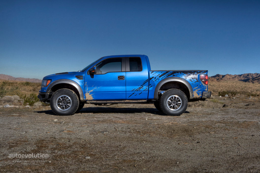 FORD F-150 Raptor SVT specs & photos - 2009, 2010, 2011, 2012, 2013 - autoevolution