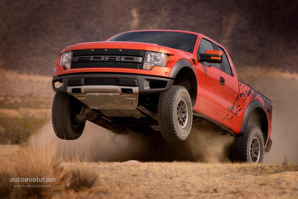 Ford Svt Lightning >> FORD F-150 Raptor SVT - 2009, 2010, 2011, 2012, 2013 - autoevolution
