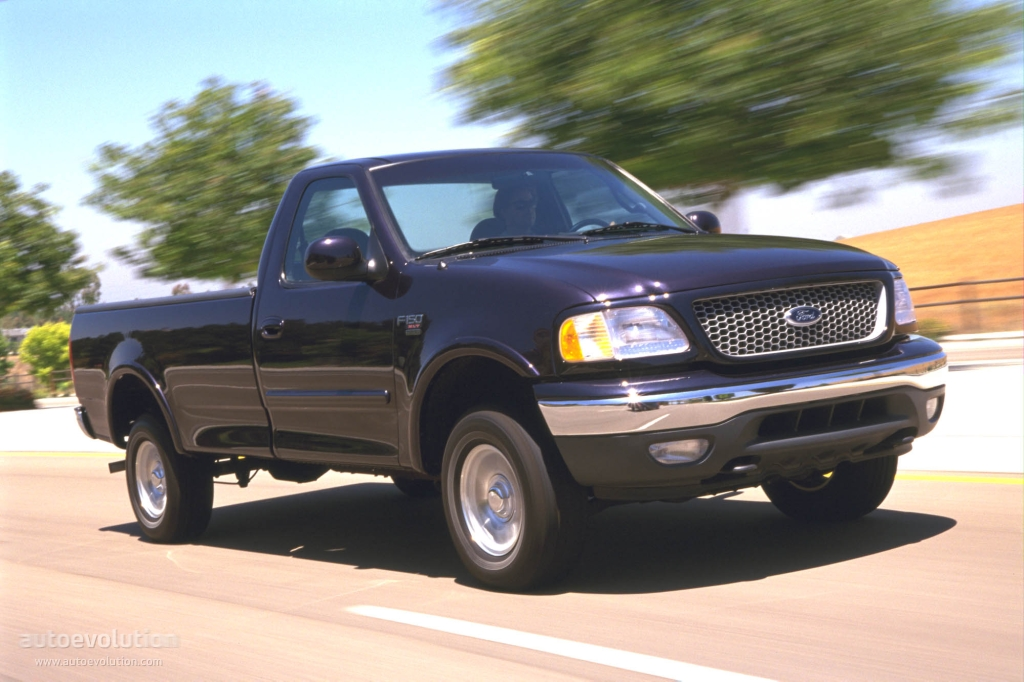 ford f 150 regular cab specs photos 1996 1997 1998. Black Bedroom Furniture Sets. Home Design Ideas