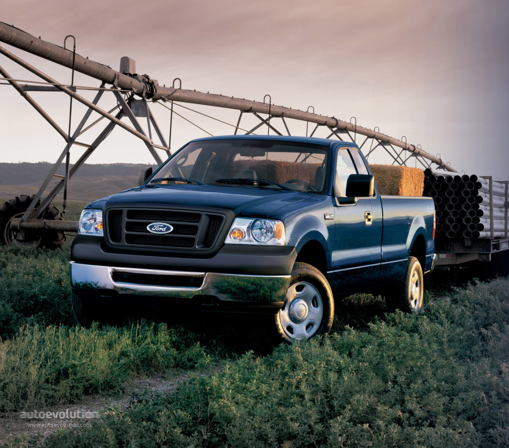1998 Ford Ranger Super Cab Interior: 2004, 2005, 2006, 2007, 2008