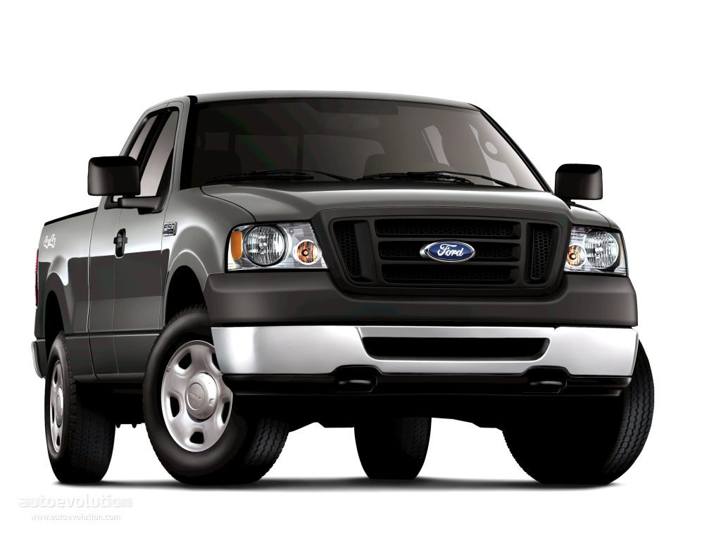 Fordf Regularcab on 2006 Ford F 150 Engines