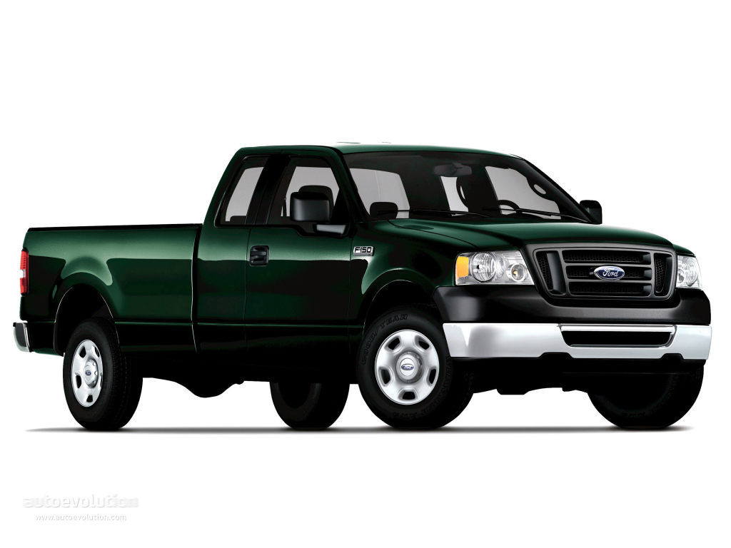 ford f 150 regular cab specs 2004 2005 2006 2007 2008 autoevolution. Black Bedroom Furniture Sets. Home Design Ideas