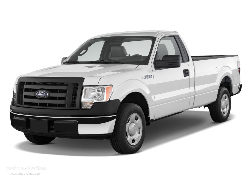 ford f 150 regular cab specs 2009 2010 2011 2012 autoevolution. Black Bedroom Furniture Sets. Home Design Ideas