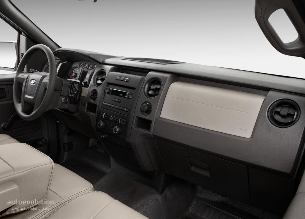 Ford F 150 Regular Cab 2009 2010 2011 2012 Autoevolution