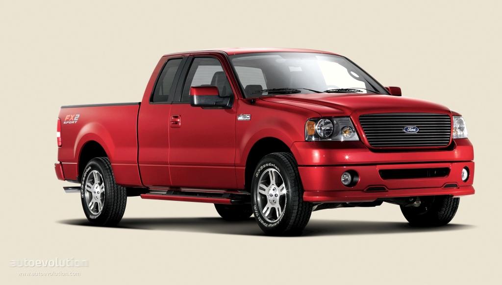 ford f 150 super cab 2004 2005 2006 2007 2008 autoevolution. Black Bedroom Furniture Sets. Home Design Ideas