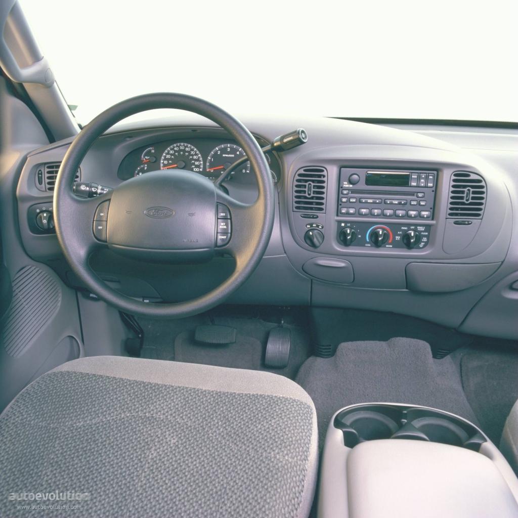 Fordf Supercrew on 2003 Dodge Dakota Interior