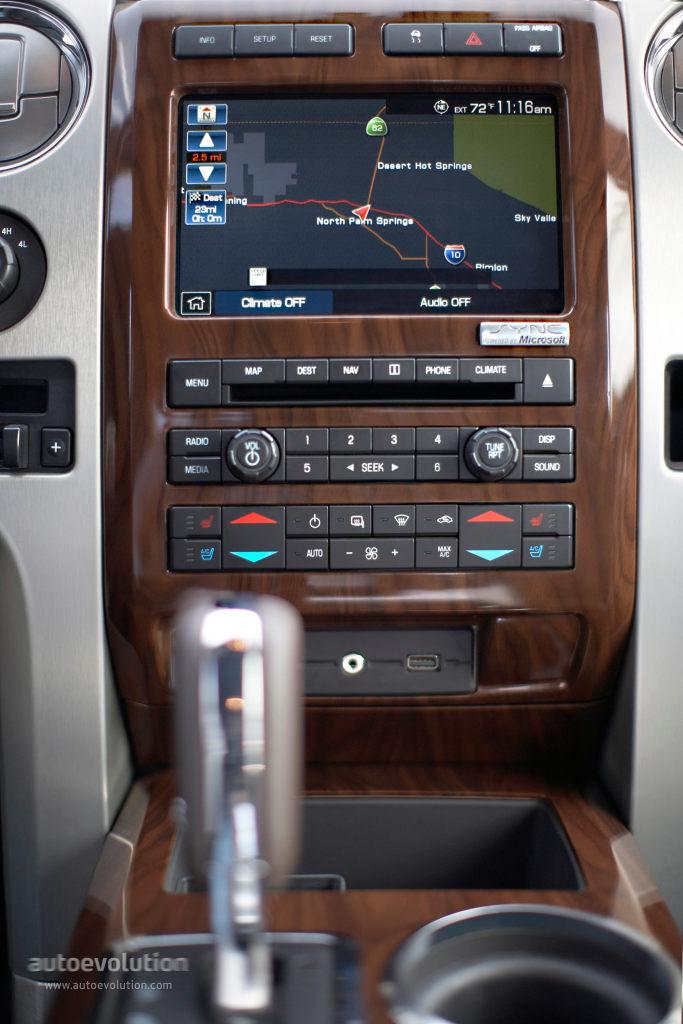 2013 F150 Platinum >> FORD F-150 Super Crew - 2009, 2010, 2011, 2012, 2013 ...