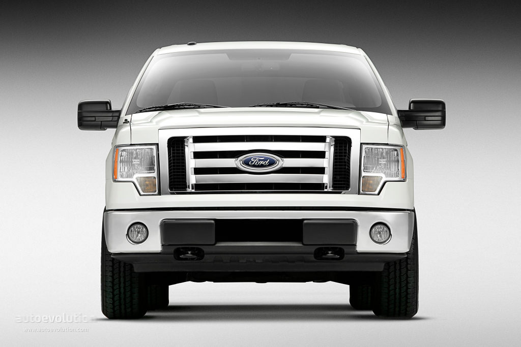 2012 Ford F 150 Xlt >> FORD F-150 Super Crew specs - 2009, 2010, 2011, 2012, 2013 - autoevolution