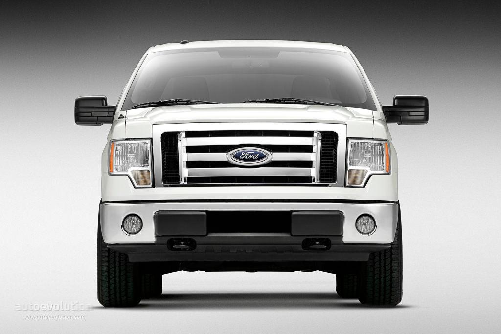Ford F 150 Super Crew 2009 2010 2011 2012 2013