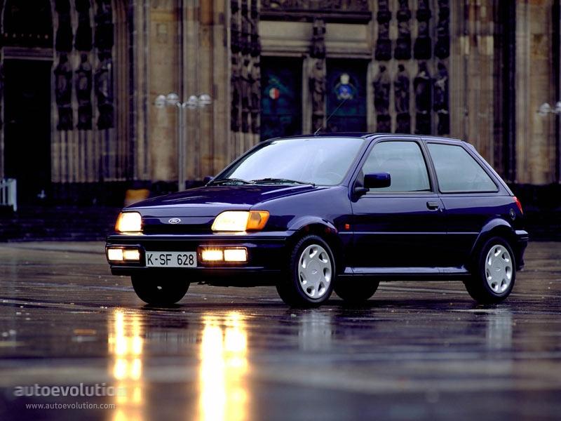 FORD Fiesta 3 Doors Specs Amp Photos 1989 1990 1991