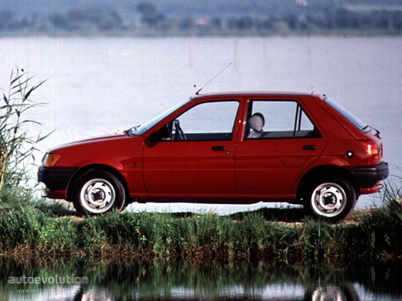 Ford Transit 150 >> FORD Fiesta 5 Doors specs & photos - 1989, 1990, 1991, 1992, 1993, 1994, 1995 - autoevolution