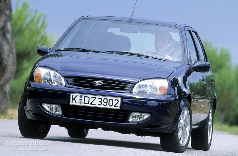 FORD Fiesta 5 Doors specs & photos - 1999, 2000, 2001 ...