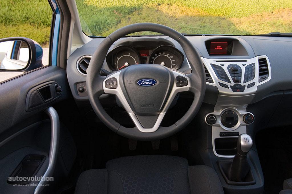 Ford Fiesta 5 Doors 2008 2009 2010 2011 2012 Autoevolution