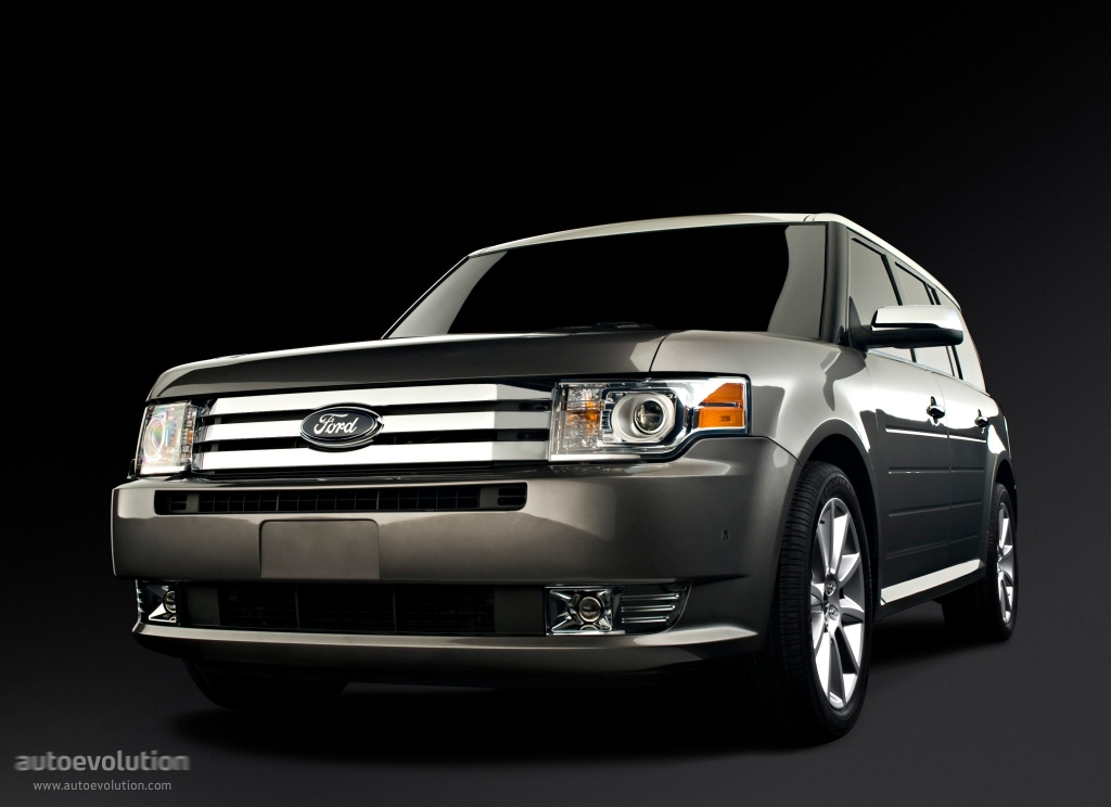 Ford Mustang Ecoboost >> FORD Flex specs & photos - 2009, 2010, 2011, 2012 - autoevolution