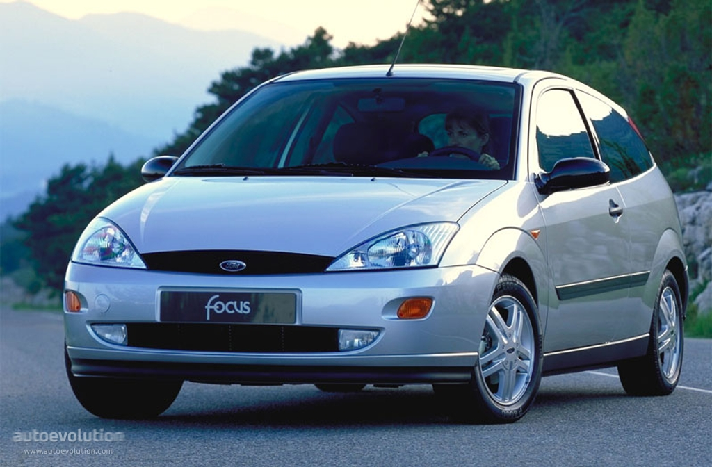 Ford 7.3 Diesel >> FORD Focus 3 Doors specs & photos - 1998, 1999, 2000, 2001 ...