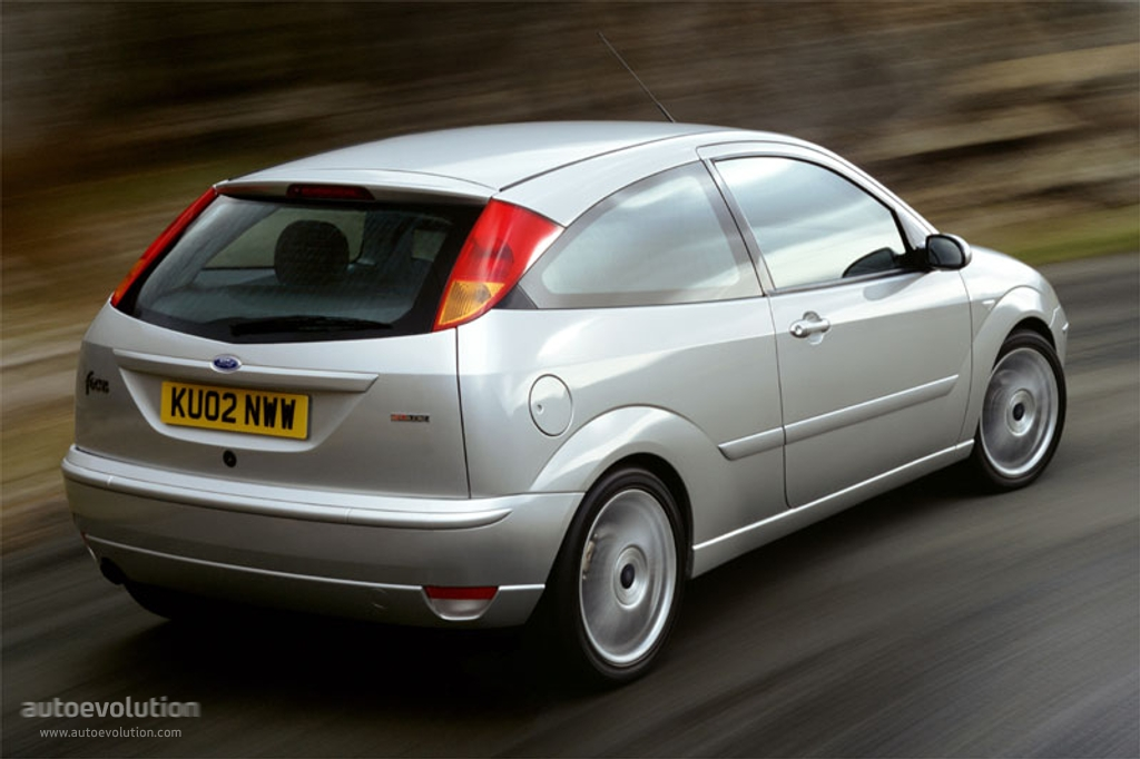 ... FORD Focus 3 Doors (2001 - 2005) ... : ford doors - Pezcame.Com