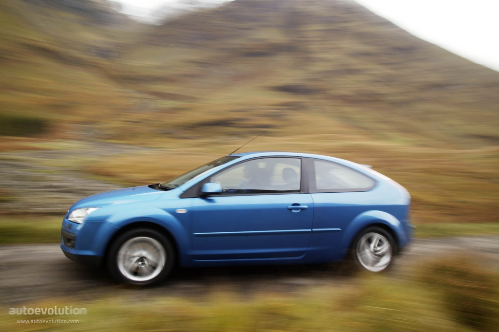 Ford Focus 3 Doors 2004 2005 2006 2007 Autoevolution