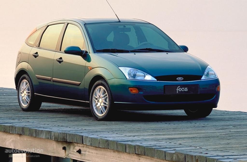 Ford Focus 5 Doors 1998 1999 2000 2001 Autoevolution
