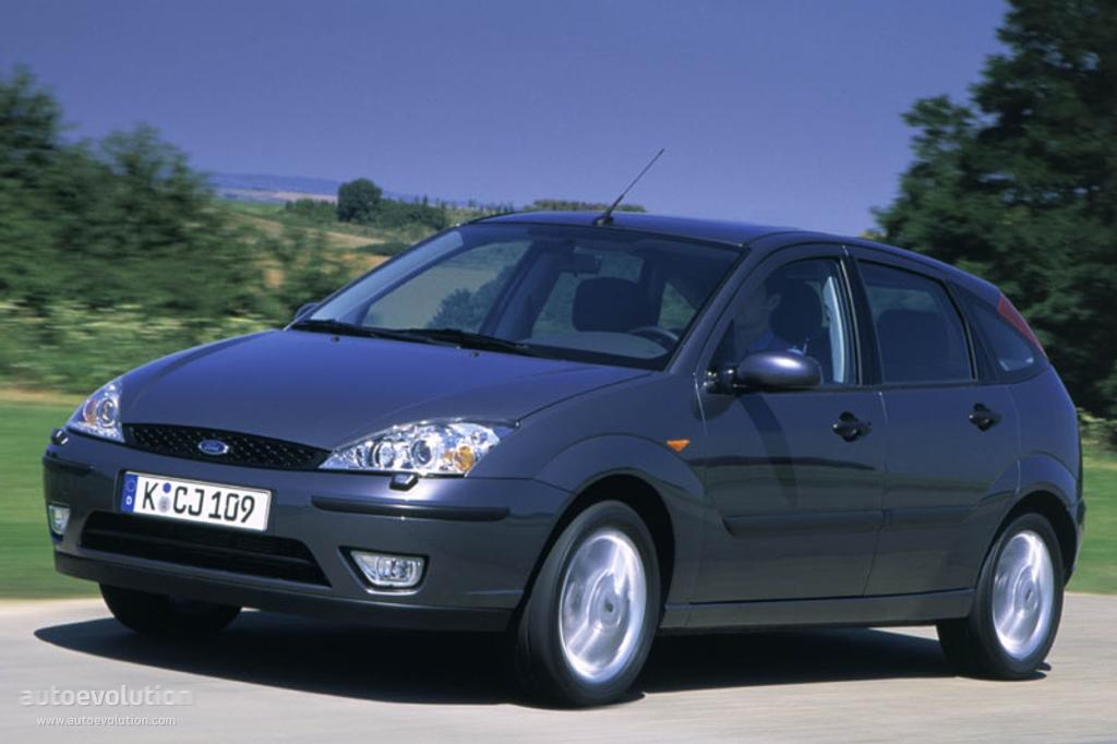 2004 ford focus sedan specs