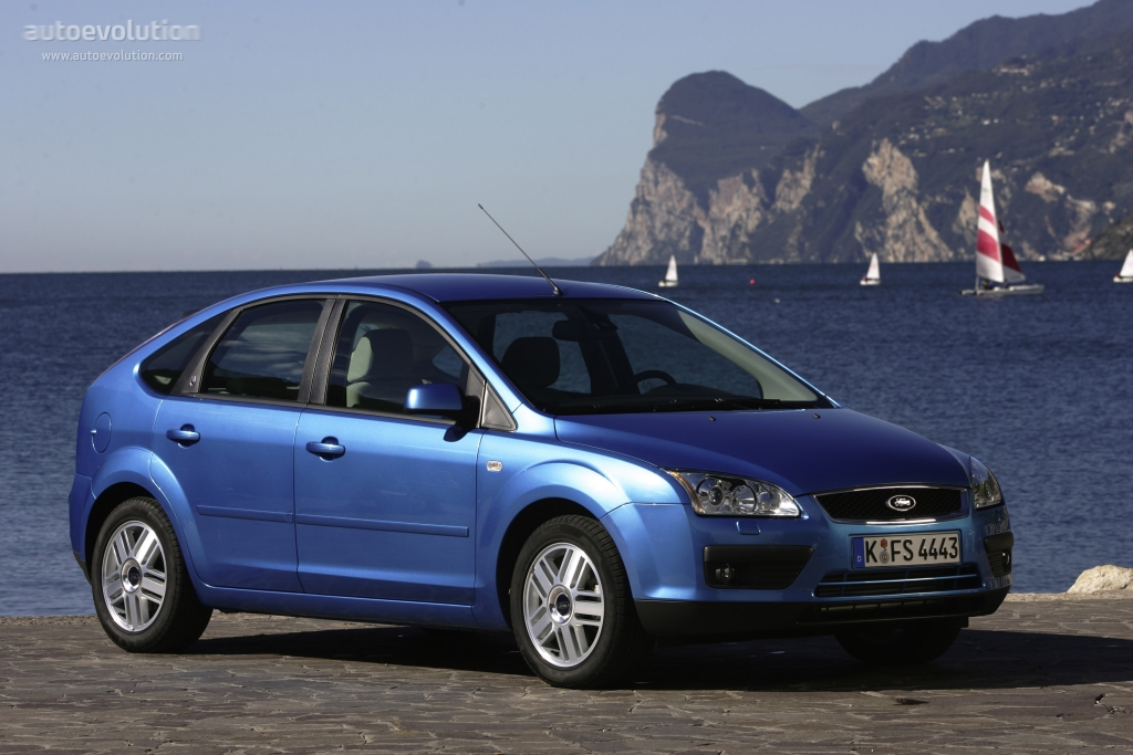 Ford Focus 5 Doors 2004 2008