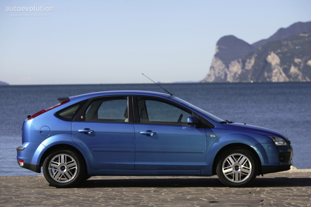 ford focus 5 doors specs - 2004, 2005, 2006, 2007, 2008 - autoevolution