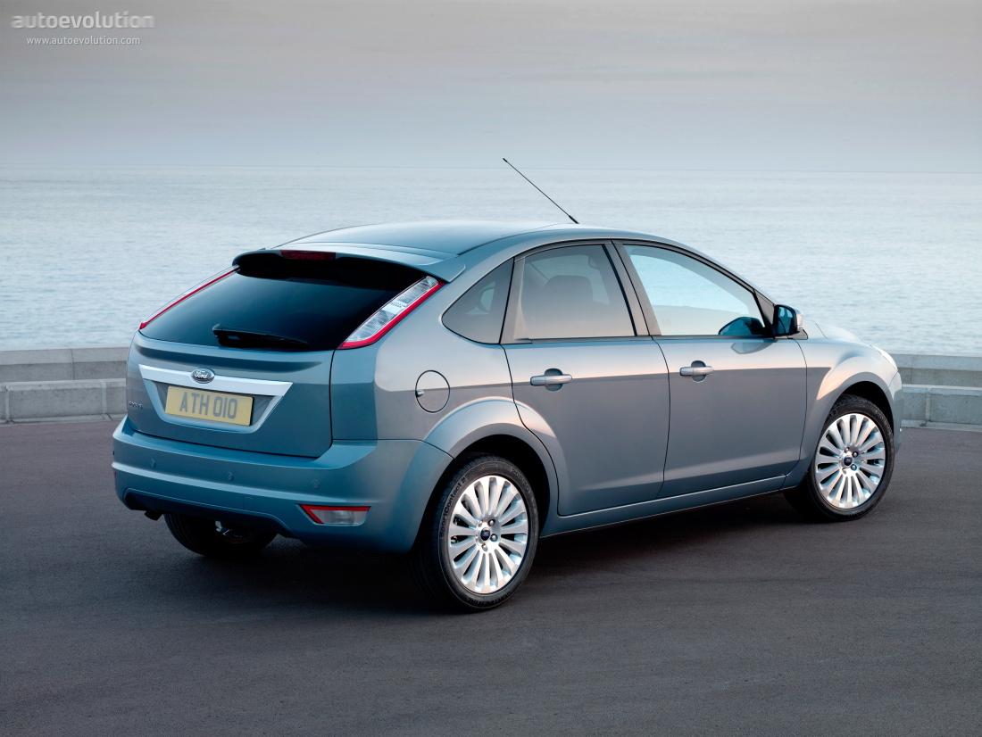 Форд фокус 2010 фото