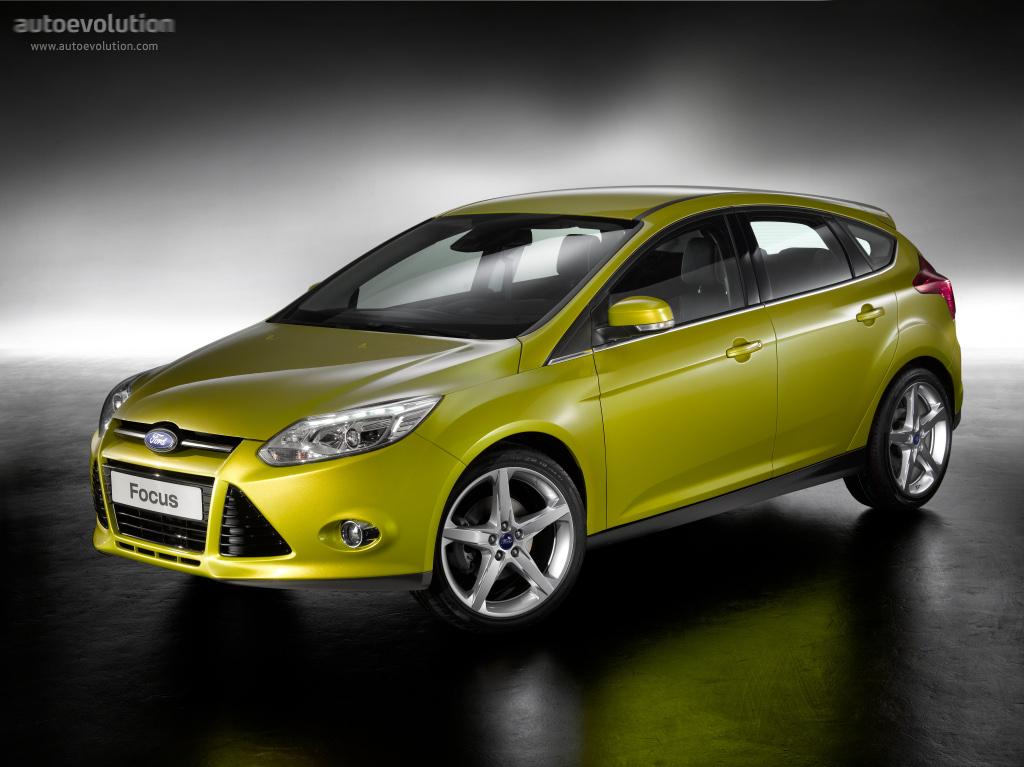 Ford Focus 5 Doors 2011 2012 2013 2014 Autoevolution