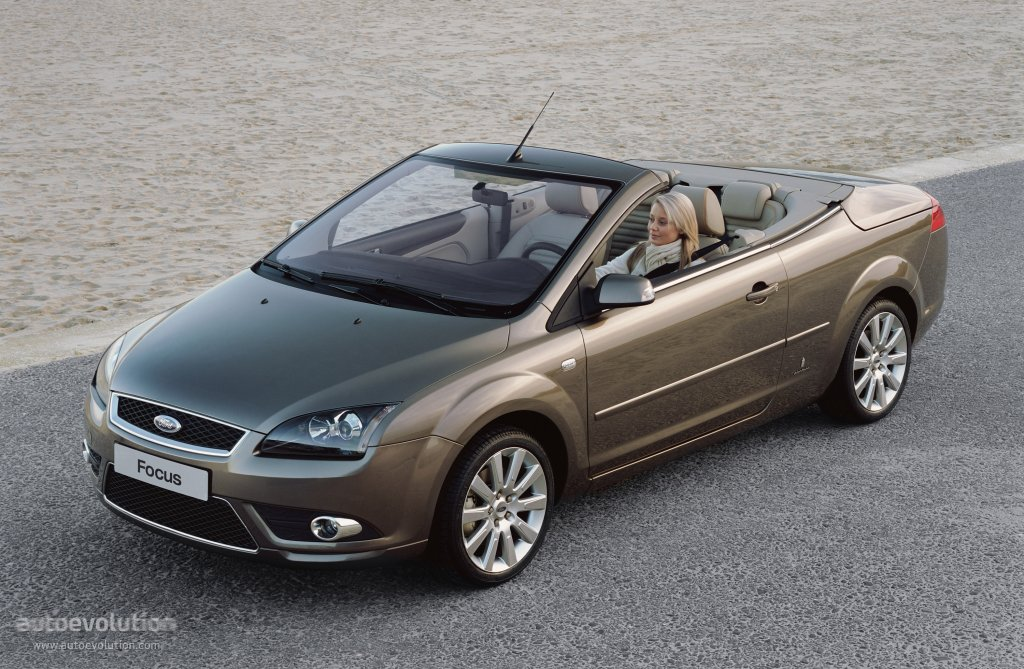 FORD Focus CC - 2006, 2007, 2008 - autoevolution