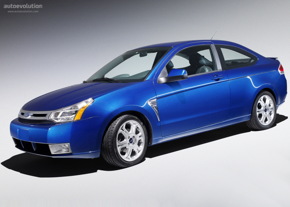 2010 Ford Focus Reviews >> FORD Focus Coupe - 2007, 2008, 2009, 2010 - autoevolution