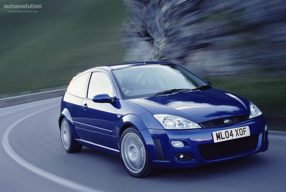 ford focus rs 2002 2003