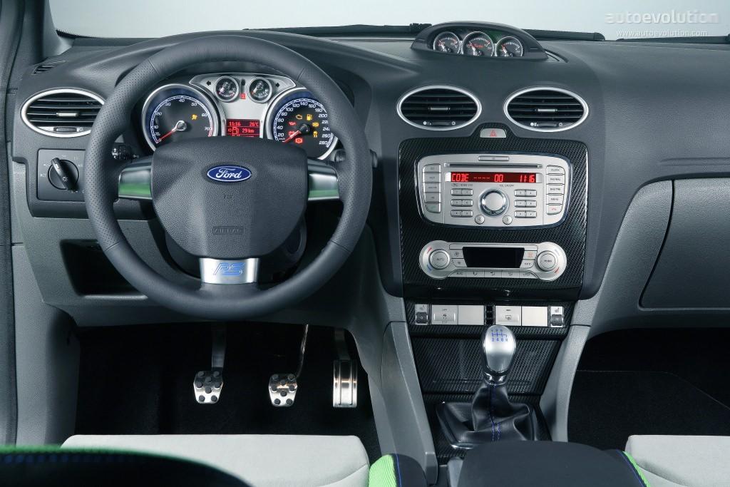 Ford focus rs 2008 2009 2010 2011 autoevolution