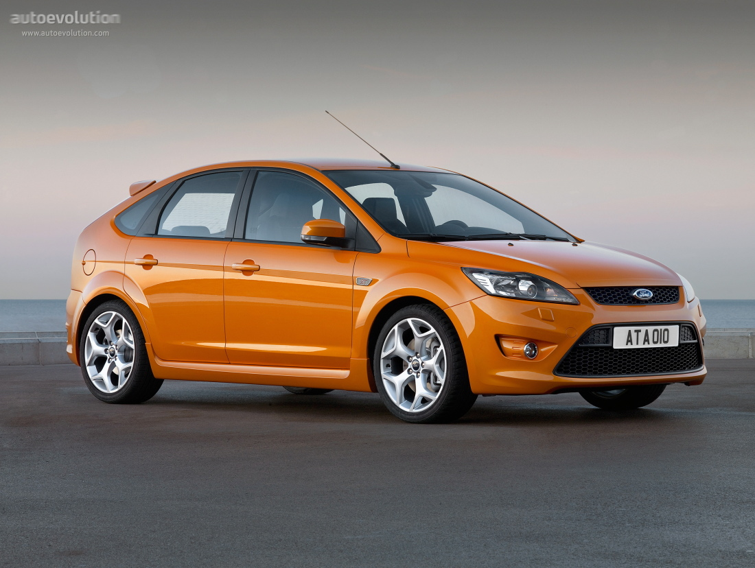 Ford focus st 5 doors 2008 2011
