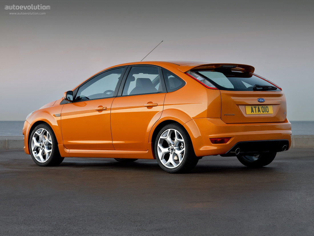 ford focus st 5 doors specs 2008 2009 2010 2011 autoevolution. Black Bedroom Furniture Sets. Home Design Ideas